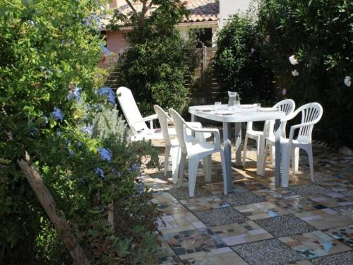 Apartment Pinede : Appartement proche de Gruissan