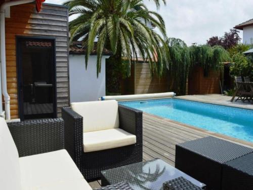 House Anglet - 6 pers, 110 m2, 4/3 : Appartement proche d'Anglet