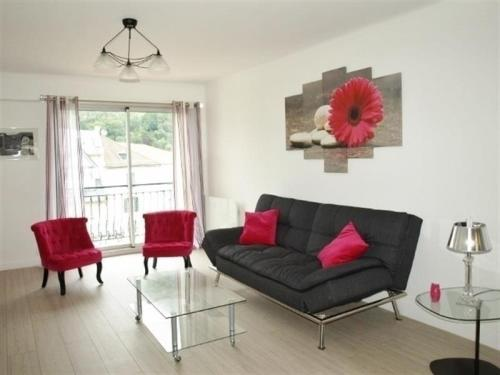 Apartment Beau t3 contemporain : Appartement proche d'Axiat
