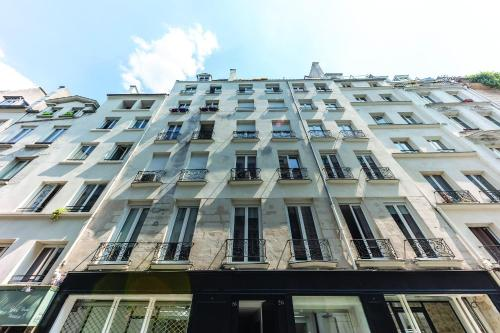 Appartement All Equipped Apartment- Rue Poissoniere - 35 sqm