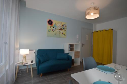 Appartement La Canche : Appartement proche d'Attin