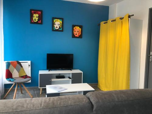 STUDIO L-AUTHIE : Appartement proche d'Attin