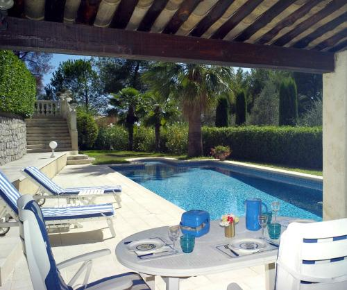 Opio Studio by Private pool : Hebergement proche d'Opio
