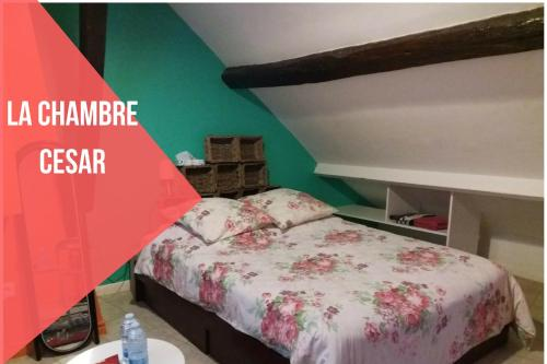Cathy Blue Lodge : Hebergement proche de Provins