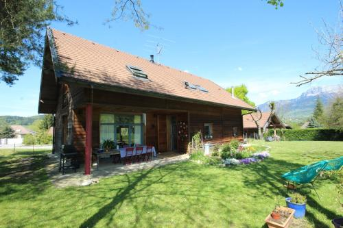 Holiday home Route de Provins : Hebergement proche de Saint-Martin-Bellevue