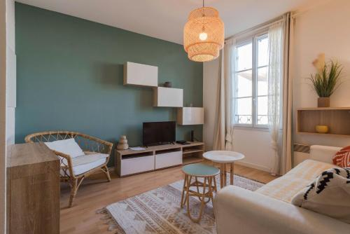 Toscane II : Appartement proche de Villeneuve-Saint-Denis