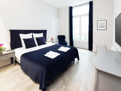 Chic Apartments Opera : Appartement proche du 9e Arrondissement de Paris