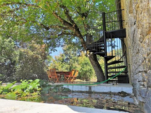 Lot of fun private villa : Hebergement proche de Cressensac