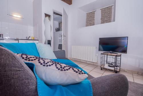 Studio centre ville proche gare : Appartement proche de Saint-Just
