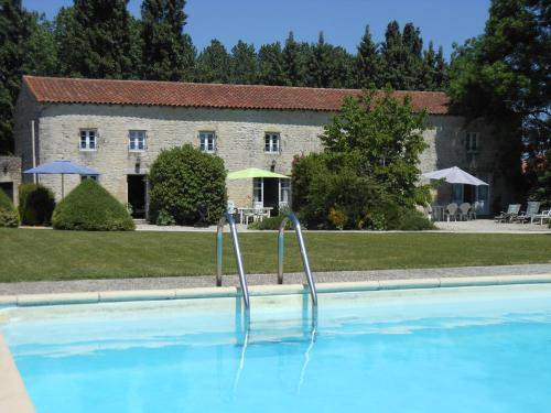 Pistoulet Holiday Cottage : Hebergement proche de Saint-Félix