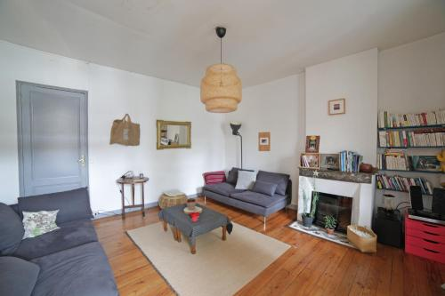 Appartement ▻ Flat with views of the courtyard ◅ Meriadeck