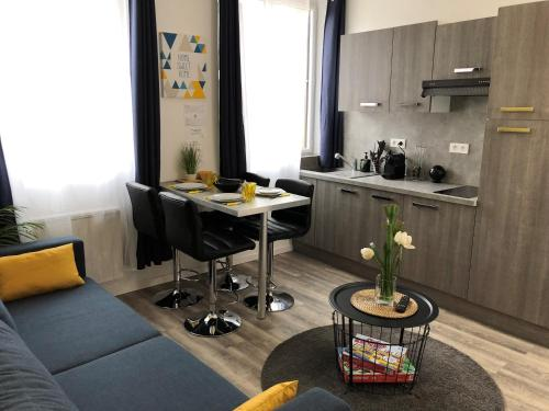 Apart'Moment Saint-Omer Centre : Appartement proche de Salperwick