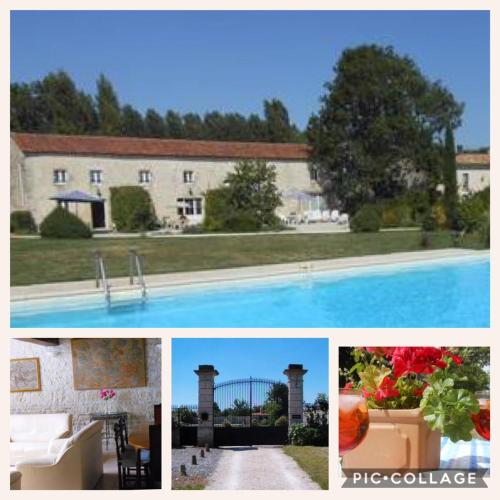 Pistoulet Holiday Cottage : Hebergement proche de Vallans