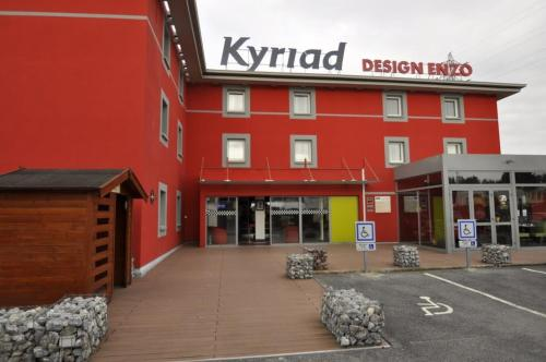 Photo Kyriad Design Enzo Reims Tinqueux