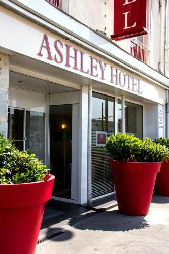 Ashley Hôtel : Hotel proche de Saint-Georges-du-Bois