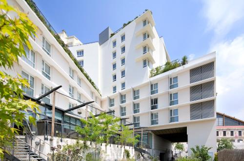 Holiday Inn Express Marseille Saint Charles : Hotel proche du 14e Arrondissement de Marseille