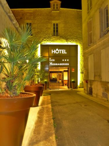 Citotel Hotel des Messageries
