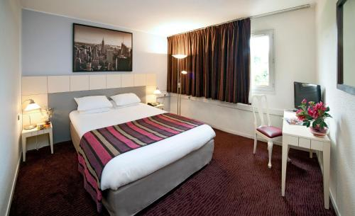 Hotel The Originals Paris Est Golf (ex Qualys-Hotel) : Hotel proche de Montreuil