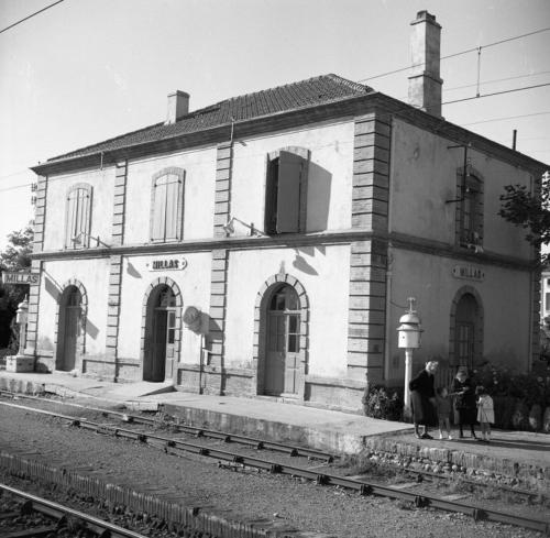Photo La Gare De Millas