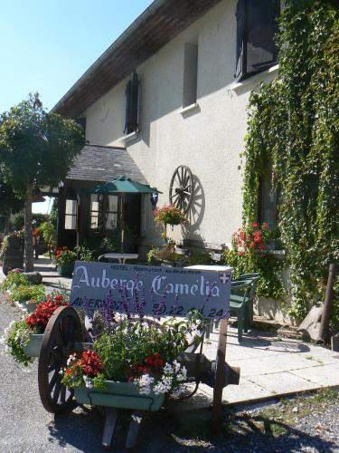 Hotel Auberge Camelia : Hotel proche d'Andilly