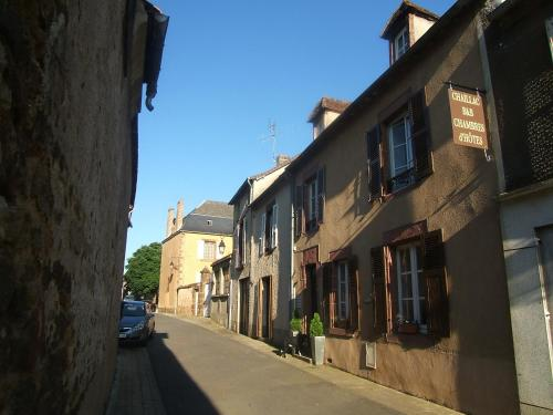 Chaillac Bed & Breakfast : Chambres d'hotes/B&B proche de Parnac