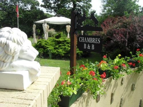 La Chevallerie : Chambres d'hotes/B&B proche de Le Grand-Celland