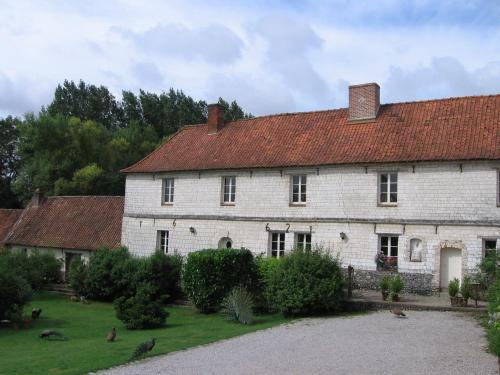 Manoir Francis : Chambres d'hotes/B&B proche de Wailly-Beaucamp