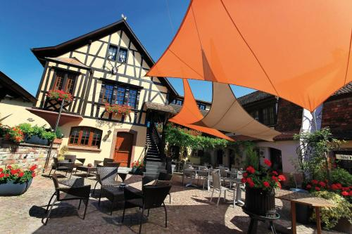 Photo Hotel - Restaurant Le Cerf & Spa