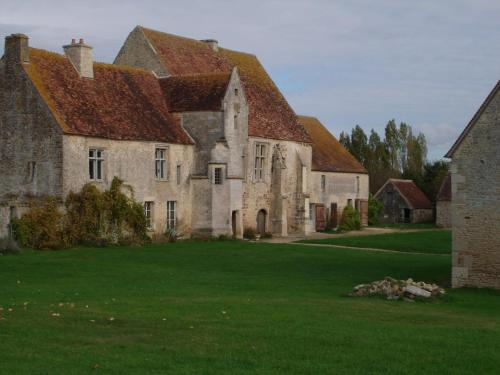 Manoir de la Baronnie : Hebergement proche de Silly-en-Gouffern
