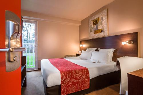 Comfort Hotel Champigny Sur Marne : Hotel proche de Neuilly-sur-Marne