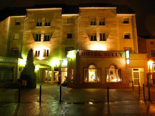 Hotel Sully : Hotel proche de Courgeon