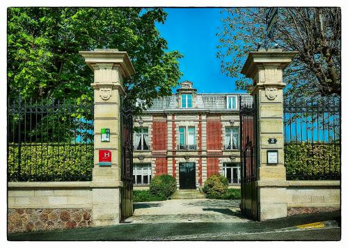 Hotel Le Clos Raymi : Hotel proche d'Athis