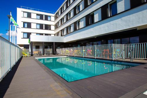 Holiday Inn Express Dijon : Hotel proche de Lœuilley