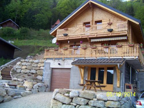 Photo Appartement dans chalet de montagne