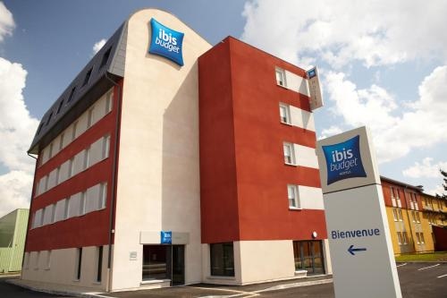 ibis budget Pontarlier : Hotel proche d'Ouhans