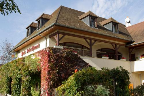 Hostellerie St Vincent : Hotel proche de Chambolle-Musigny