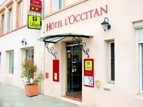Photo Logis Hotel L'Occitan