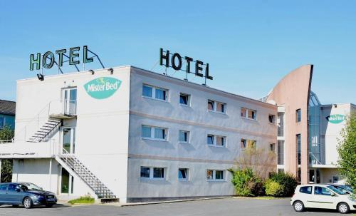 Mister Bed Chambray Les Tours : Hotel proche de Cormery