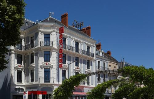 Saint Georges Hotel & Spa : Hotel proche de Saint-Germain-du-Plain