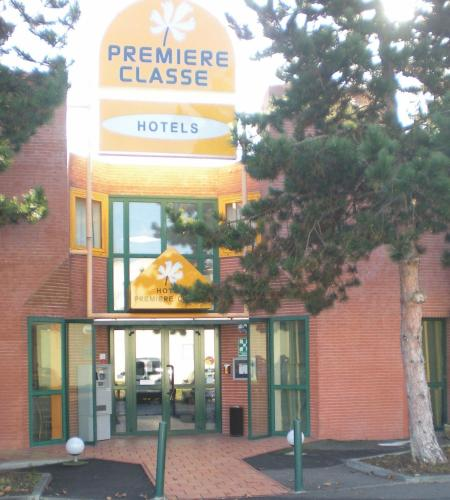Premiere Classe Toulouse Sud Labege : Hotel proche d'Issus