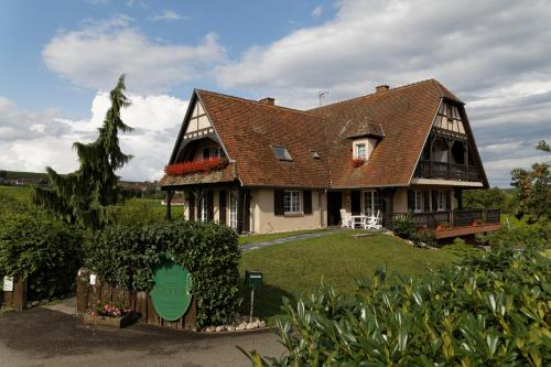 Domaine Roland Geyer : Chambres d'hotes/B&B proche d'Andlau