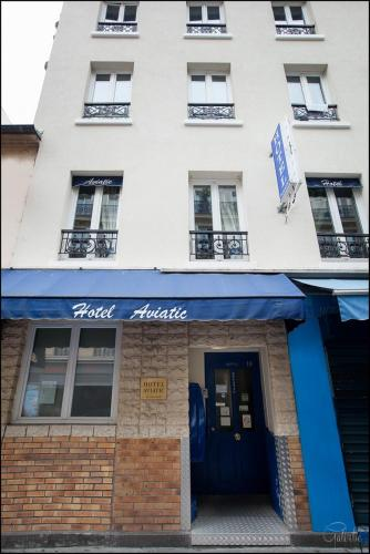 Hotel Aviatic : Hotel proche de Montrouge