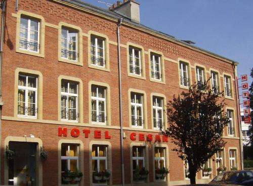 Cesar Hotel : Hotel proche d'Auvillers-les-Forges