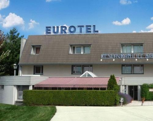 Eurotel : Hotel proche d'Aillevans