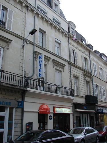 Hotel Des Lices - Angers : Hotel proche d'Angers