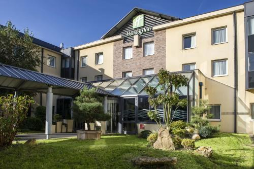 Holiday Inn Paris CDG Airport : Hotel proche de Puiseux-en-France