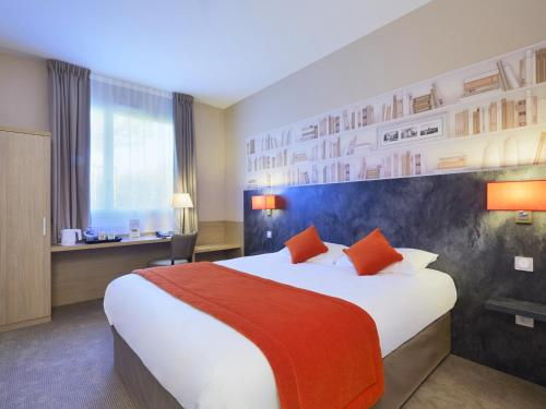 Kyriad Angers Ouest Beaucouzé : Hotel proche d'Angers