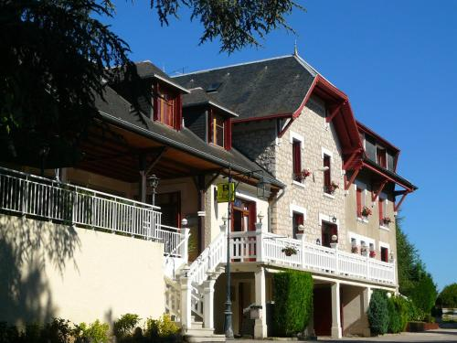 Ô Pervenches : Hotel proche de Jacob-Bellecombette