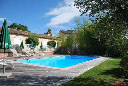 Hotel The Originals Toulouse Nord Le Barry (ex Inter-Hotel) : Hotel proche de Villaudric