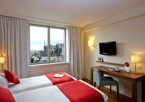 Citadines Place d'Italie Paris : Hebergement proche du 13e Arrondissement de Paris